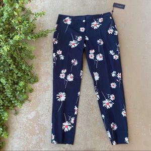 Tommy Hilfiger Radcliffe Floral Slim Leg Pants